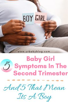 The fact that some of them do turn out to be true most of the times does lend them some credibility. So, here are some of the symptoms to look out for during the second trimester that might tell you if it's a boy or a girl: #boyorgirl #babygender #genderprediction #babysex #pregnant #pregnancy Gender Prediction, 5 Babies, Second Trimester, Baby Blog, Baby Gender, Second Baby, Getting Pregnant, How To Know, To Tell