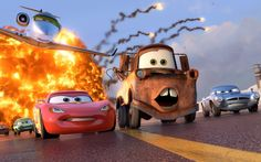 Cars 2 Computer Wallpapers, Desktop Backgrounds