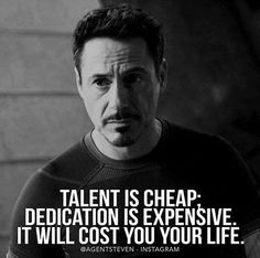 Some of best images of Robert Downey Jr, the most favorite actor in the world, as his life was miserable until he came in the super block buster movie IRON MAN. As now RDJ is one of the highest pai… Wisdom Quotes, True Quotes, Motivational Quotes, Inspirational Quotes, Qoutes, Robert Downey Jr, Iron Man Quotes, Marvel Quotes, Gentleman Quotes