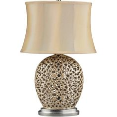 I pinned this Serene Table Lamp from the ELK event at Joss and Main!