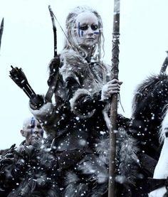 Northern Celtic Woman Warrior, from the film, Centurion. Warrior Queen, Warrior Princess, Woman Warrior, Warrior Spirit, Fortes Fortuna Adiuvat, Celtic Warriors, Female Warriors, Grandeur Nature, Shield Maiden