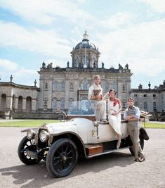 The Glory of Brideshead Revisited: Screenwriter John Mortimer explains the story's eternal appeal | Daily Mail Online