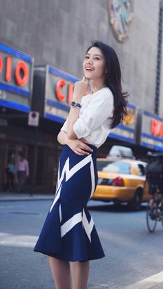 ec80c04df2277 Gao Yuanyuan, Professional Attire, Asian Celebrities, Celebrities Fashion,  Lee Young, Angelababy