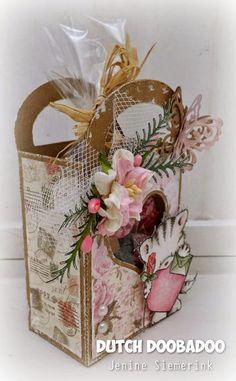 Dutch Doobadoo - Box Art tasje