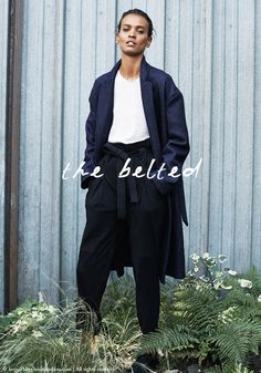 Love how classy this Belted coat looks. The Best Winter coats at 30% OFF >> http://blog.bodieandfou.com/2014/10/the-best-winter-coats-at-30-off.html