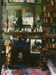 Diary of a Wandering Eye: Distraction: World of Interiors
