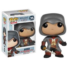 Assassin's Creed POP Arno Vinyl Figure
