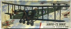 Airfix Handley Page 0/400