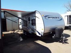 Check out this 2017 Forest River, Inc. Evo 2250 Power Awning - Full Walk On Roo listing in Albany, OR 97321 on RVtrader.com. It is a Travel Trailer and is for sale at $21000.