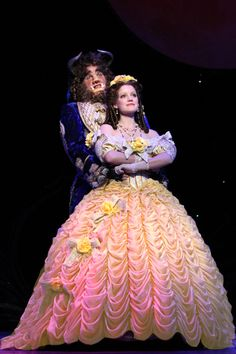Beauty and the Beast #BeautyAndTheBeast #Theatre #Costumes