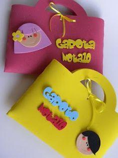 Paolita Mimos: +de 50 Modelos de Lembrancinhas para o Dia das Crianças - alguns com moldes