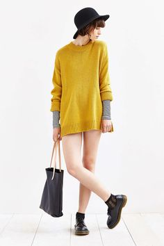 BDG A-Line Sweater