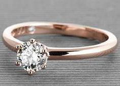 Go find your favourite diamond ring in rose gold! #yorxs #diamantring #konfigurieren #rosegold