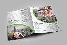 The corporate PSD professional presentation folder template was designed with Adobe Photoshop, the layers are well-organi Design Presentation, Presentation Folder, Professional Presentation, Business Presentation, Presentation Templates, Booklet Design, Graphic Design Templates, Graphic Design Posters, Print Templates