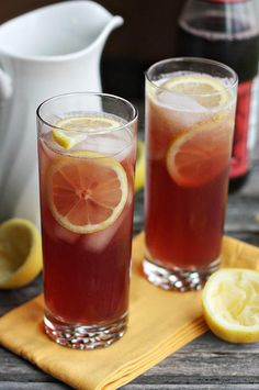 How to Sookies Tru Blood Pomegranate Lemonade
