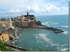 Cinque Terre - Our Big Italy Adventure  #travel #italy #cinqueterre #blog  www.RunninginaSkirt.com