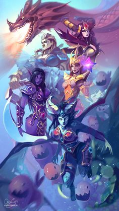 I DONT KNOW WHERE TO SAVE THIS World Of Warcraft Characters, Fantasy Characters, Fantasy Women, Fantasy Art, Warcraft 3, Gothic Anime, Night Elf, Heroes Of The Storm, Wow Art