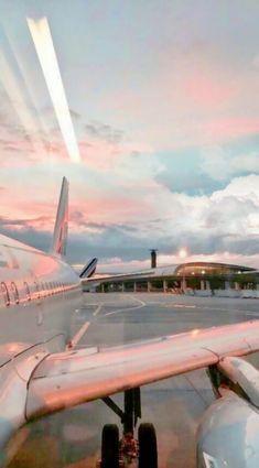 Best Travel Plane Tumblr Sky 40 Ideas #travel Travel Wallpaper, Pastel Wallpaper, Wallpaper Backgrounds, Airplane Photography, Travel Photography, Plane Photos, Pretty Sky, Foto Instagram, Pretty Wallpapers