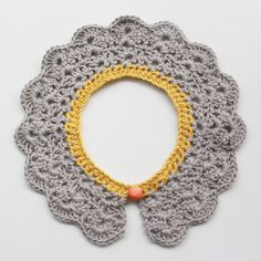 peter pan collar and some really awesome crochet projects