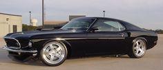 Pro-Touring Mustang