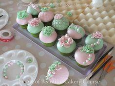 Sissa Noivas e Festas: Idéias de cupcakes