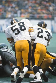 American Football Players, Football Team, Jack Lambert, Tough Guy, Great Team, Pittsburgh Steelers, Back In The Day, Coaching, Steel Curtain