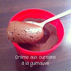 Tout est fait maison: Crème aux oursons à la guimauve