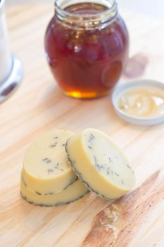 diy honey lavender bath melts3