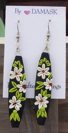 Earrings @ Donna Hess