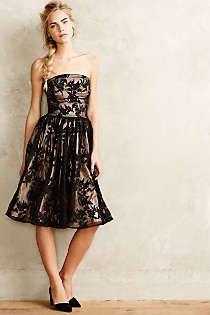 Anthropologie - Delancey Lace Dress