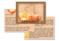 Epiphany PowerPoint Template