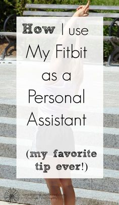 I just found out the coolest thing about my Fitbit. If you have one, you're…