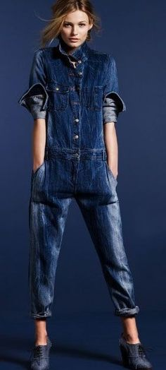 DENİM J.Crew Collection,Jumpsuit