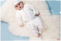 Baptism outfit for boys