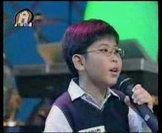 From Samuel Dharmawan. Champion of AFI Junior Indonesia. Grace Youtube, Kids Singing, Make A Joyful Noise, Christian Music, Amazing Grace, Worship, Music Videos, Musicals, Lord