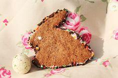 Chocolate Bunny Cookies ☁ my sweet cloud ☁