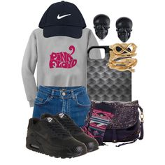 """""""Outfit 4"""" by wynonaryan on Polyvore"""