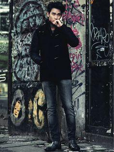 Kim Soo Hyun - Dazed and Confused Magazine November Issue '13지바카라 sk8000.com 지바카라 지바카라지바카라 지바카라