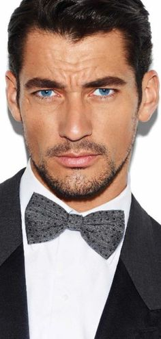 David Gandy RUGGED EVEN THAT LITTLE SCAR BY HIS EYE TURNS ME ON