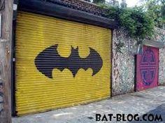 Superhero Garage Doors!
