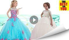 Indian Dresses For Kids, Dresses Kids Girl, Toddler Girl Outfits, Designer Baby Clothes, Designer Dresses, Long Dresses, Party Dresses, Dress Designs For Girls, Latest Dress Design