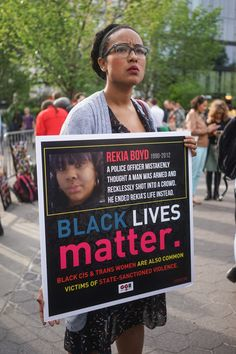 #SayHerName: A Vigil in Remembrance of Black Women in NYC