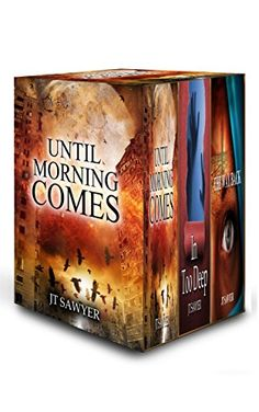 Until Morning Comes Boxed Set, Volumes 1-3 (Carlie Simmons Post-Apocalyptic Series: Until Morning Comes, In Too Deep, The Way Back) by JT Sawyer http://www.amazon.com/dp/B013CTLMYI/ref=cm_sw_r_pi_dp_IRl9vb14ABHB3