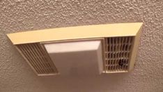 Broan Bathroom Fan Light Combo