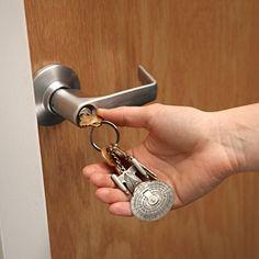 Star Trek TNG Enterprise key chain! <3