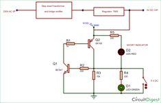 245 best electronic circuit diagrams images on pinterest circuit short circuit protection block diagram ccuart Choice Image