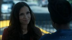 Famke Janssen as Eve Rothlow in How to get away with murder season 2 #HTGAWM
