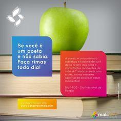 Cliente: Consórcio mais.com  Viva a poesia!