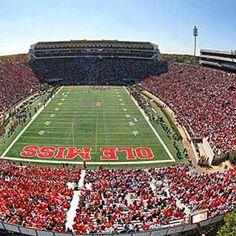 Ole Miss Stadium