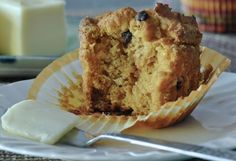 Pumpkin Chocolate Chip Muffins! YES! #glutenfree #dairyfree